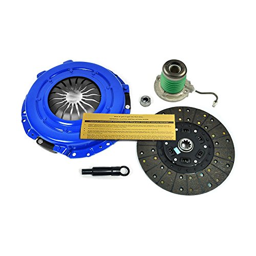 EFT STAGE 1 PERFORMANCE CLUTCH KIT w/SLAVE CYLINDER 2005-10 FOR FORD MUSTANG GT 4.6L