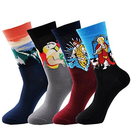 jesus dress socks - 7