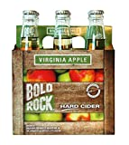 Bold Rock Virginia Apple, 6 pk, 12 oz bottles, 4.7% ABV