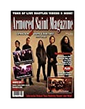 Armored Saint: A.S. Magazine: Lessons Not Well Learned [CD]+[DVD] (digipack) [CD]+[DVD]