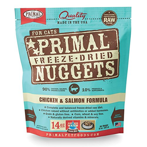 freeze dried cat food chicken - 2