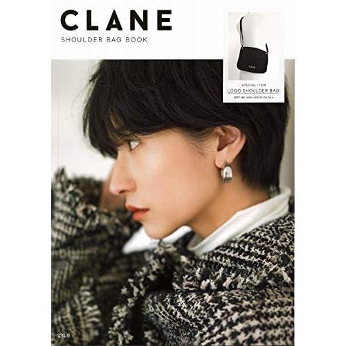 CLANE SHOULDER BAG BOOK 画像