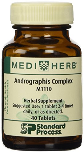 Mediherb Andrographis Complex 40 Tabs product image