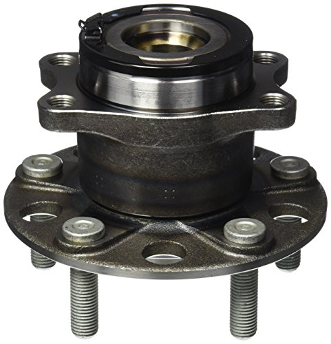 Timken HA590230 Rear Wheel Hub and - Bearing Retainer Rear