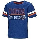 Colosseum University of Florida Gators Toddler Boys Short Sleeve Graphic Tee (4T)