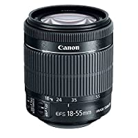 Canon 8114B002 EF-S 18-55 mm es STM (certificado restaurado)