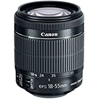 Canon EF-S 8114B002 18-55mm IS STM (Certified Refurbished)