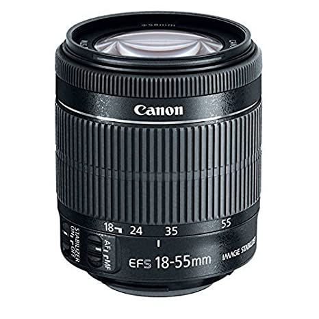 Review Canon EF-S 8114B002 18-55mm