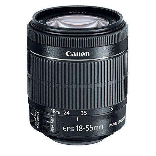 Canon Cameras Eos 30d Lens - Canon EF-S 8114B002 18-55mm IS STM (Certified Refurbished)