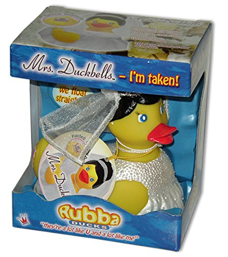 Rubbaducks Mrs. Duckbells Gift Box