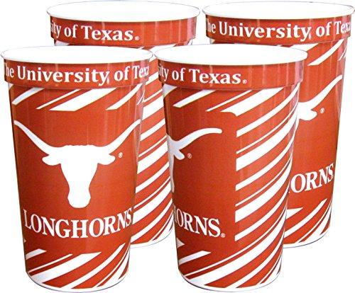 Texas Longhorns 22 oz Souvenir Cups -