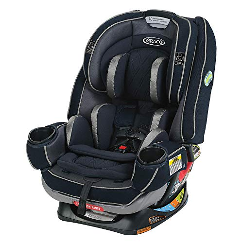Graco 4Ever Extend2Fit Platinum Convertible 4-in-1 Car Seat, Ottlie