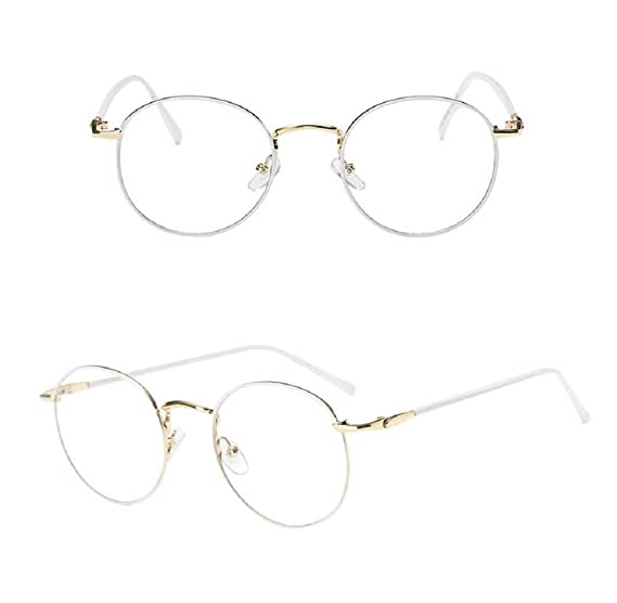 Miroir plat métallique Elyseesen Hommes femmes carré Vintage en miroir lunettes de soleil lunettes de soleil Sports de plein air Glasse (C) herBRm