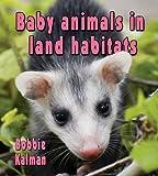 Baby Animals in Land Habitats, Bobbie Kalman, 0778777448