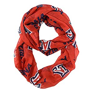 NCAA Arizona Wildcats  Sheer Infinity Scarf