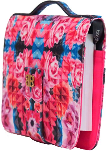 Executive Notepad Journal Notepad w Unique Bible Hand Diary Book Bagabook Strap Cover Bouquet w1xqFOY