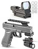 Ultimate Arms Gear Pistol Handgun Scope Mount +