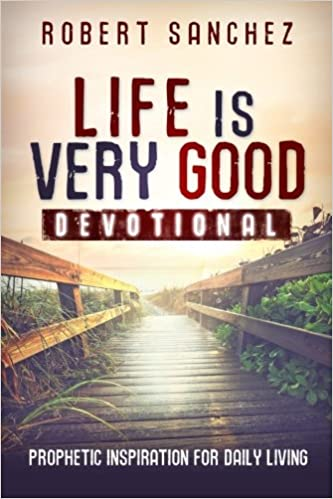 Book Life is Very Good Devotional
