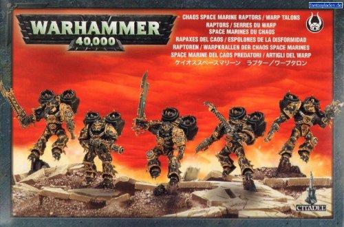 Warhammer 40k Chaos Space Marine (Chaos Marines)