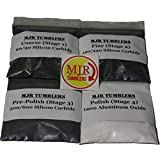MJR Tumblers Rock Grit Kit for 15 lb Tumbler