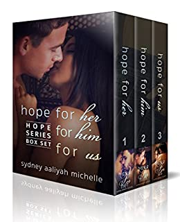The Hope Series: A Sports Romance by [Michelle, Sydney Aaliyah]
