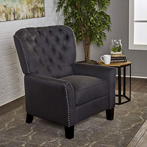 Amazon Com Christopher Knight Home Ceres Recliner Chair