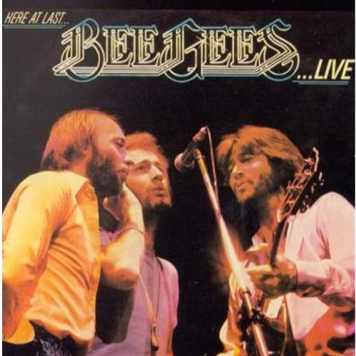 Here At Last: The Bee Gees...Live by Polygram Records