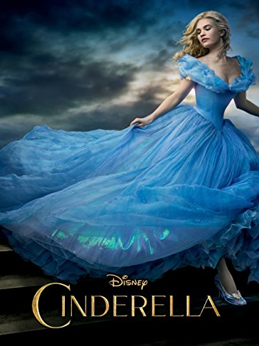 Cinderella (2015) (Plus Bonus Features) by