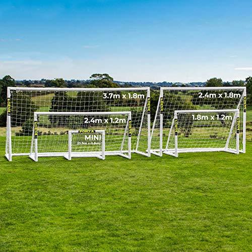 2587d8264 Net World Sports Forza Soccer Goal - The Ultimate Home Soccer Goal! Leave  These Soccer