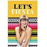 Big Dot of Happiness Let's Fiesta - Mexican Fiesta Photo Booth Backdrops - 36'' x 60''