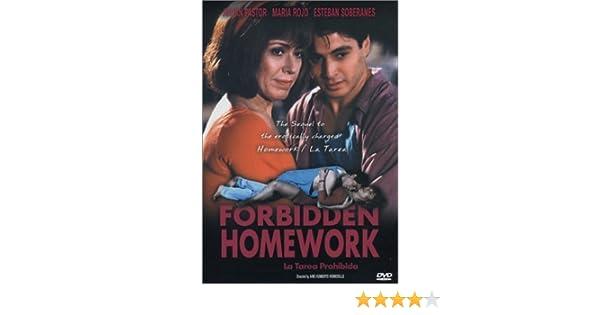 forbidden homework 1992 imdb