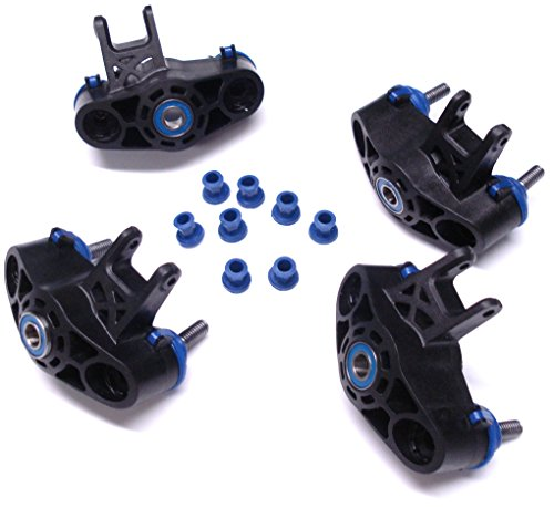 E-MAXX Brushless KNUCKLES 5334 (bearings hubs Revo Summit) Traxxas 3908 (Traxxas Summit Knuckles)