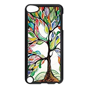 iPod 5 Case,Love Tree Hard Snap-On Cover Case for iPod Touch 5, 5G (5th Generation)
