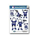 MLB Colorado Rockies Family Magnet Set