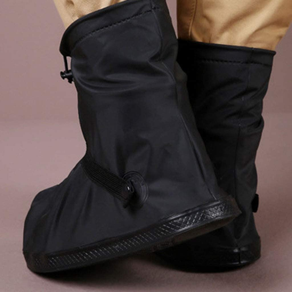Rain Shoes Boots Covers Overshoes Galoshes Travel for Men Women Kids