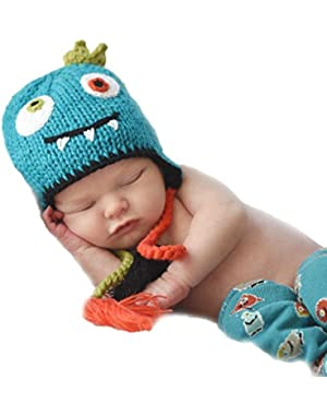 Baby and Toddler Monster Beanie Hat