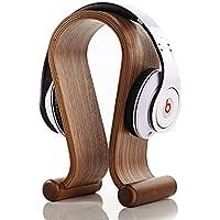 Acquisition BELKA Black Walnut Headphone Stand for Beats Headphones Wood Headset Habitat Universal Hanger for Sony Philips... reviews