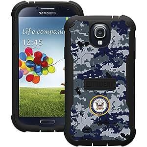 TRIDENT CY-SSGXS4-BKK08 Samsung(R) Galaxy S(R) 4 Cyclops Series(TM) U.S. Navy(R) Case (Camo)