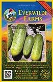 Everwilde Farms - 1 Oz National Pickling Cucumber Seeds - Gold Vault