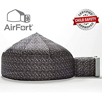 The Original AirFort Build A Fort in 30 Seconds, Inflatable for Kids, Digital Camo
