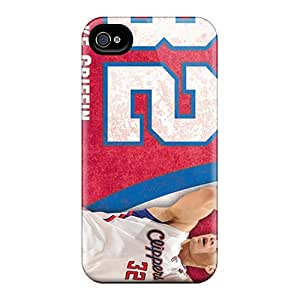 DannyLCHEUNG Iphone 6 Shock-Absorbing Cell-phone Hard Cover Allow Personal Design High-definition Los Angeles Clippers Pattern [xTu177TXxh]