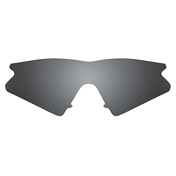37b87a24a51 Revant Replacement Lens for Oakley M Frame Sweep Black Chrome  MirrorShield®  Amazon.co.uk  Clothing