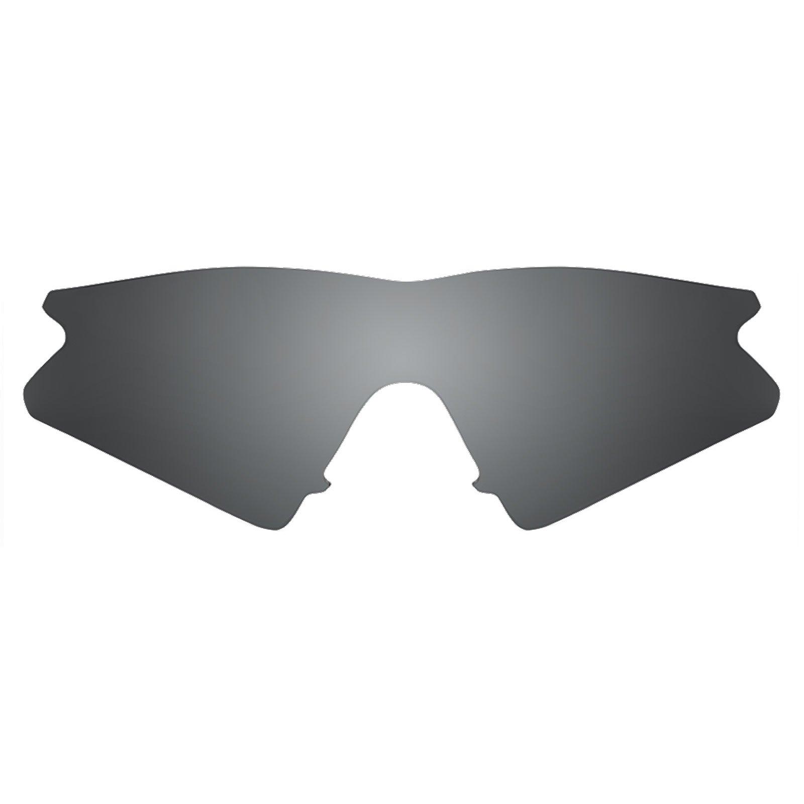 Revant Polarized Replacement Lenses for Oakley M Frame Sweep Black Chrome MirrorShield