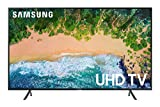 Samsung UN43NU7100 / UN43NU710D Flat 43in 4K UHD 7 Series Smart LED TV (2018) (Renewed)