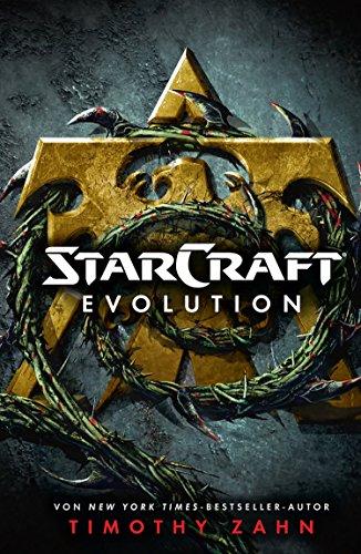 StarCraft: Evolution: Roman zum Game (German - Starcraft Edition