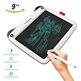 Enotepad 9'' LCD Writing Tablet, Notice Board Kit with 3 Stylus,Drawing & Sketching
