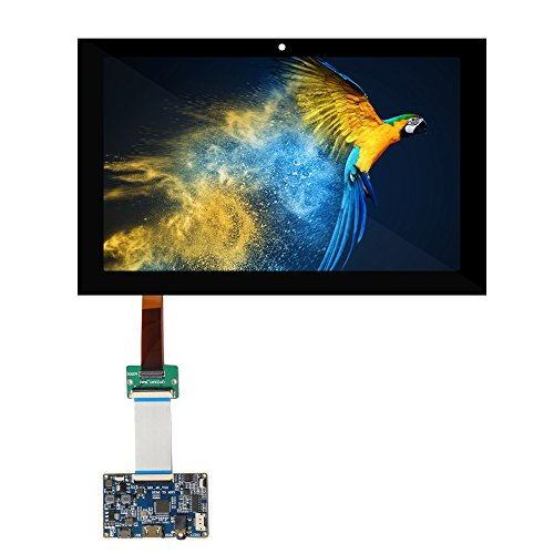 UPERFECT 12.3 inch HDMI 1600×1200 Screen Monitor TFT LCD with Driver Board Monitor for Computer Laptop PS3 xbox (Monitor Lcd Ps3)