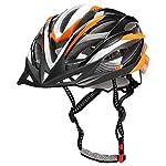 Lixada-Casco-da-bicicletta-sicurezza-sport-della-bici-con-visiera-Integrated-Mountain-Bike-Bicycle-Riding-Helmet-25-Vents-doppio-In-Mould-per-Casco-Bici-Adulto-5862cm