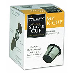 KeurigMyK-CupReusableCoffee Filters(2)
