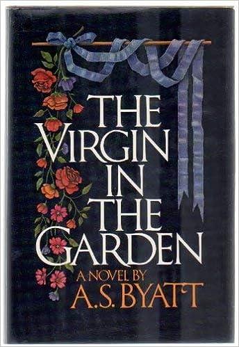 The Virgin in the Garden: Amazon.es: Libros